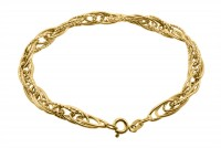 Bracelet For Women in 18k Gold